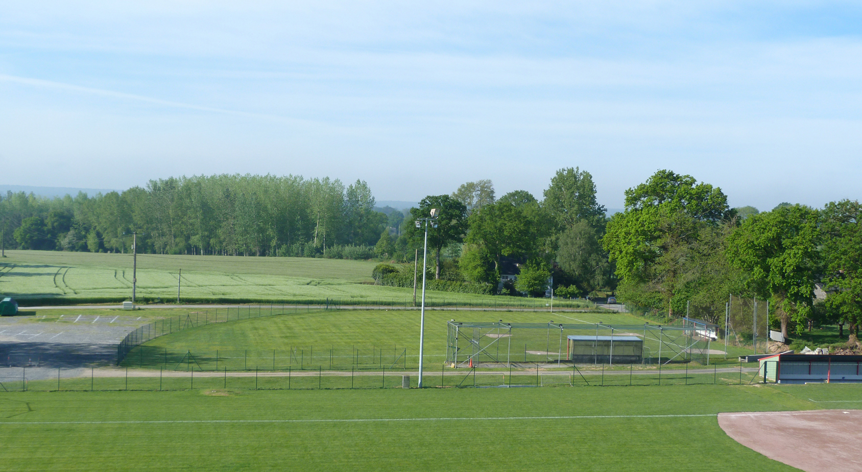 Hawks Baseball Park